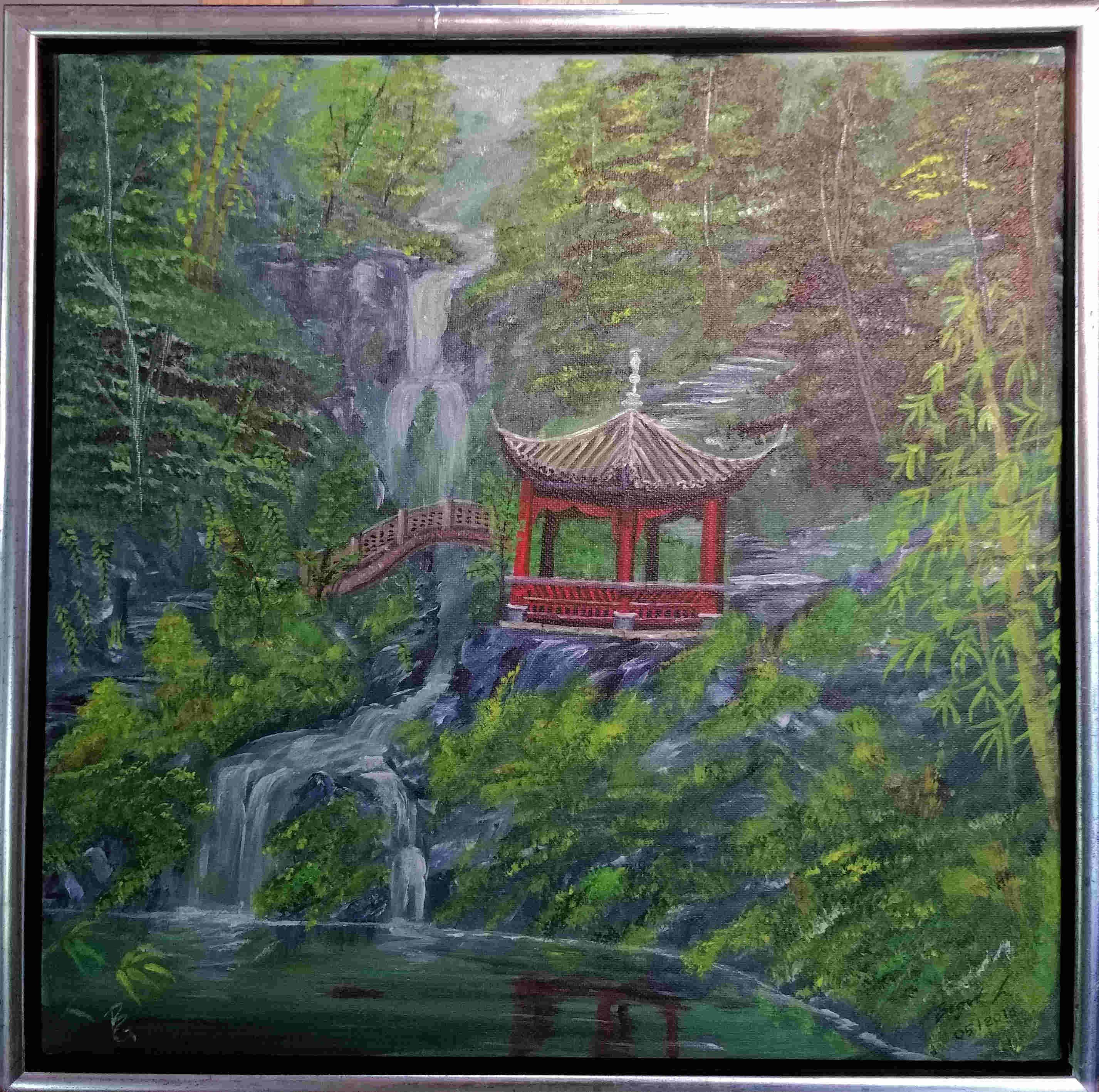 201605 Pavillon Landschaft China 001